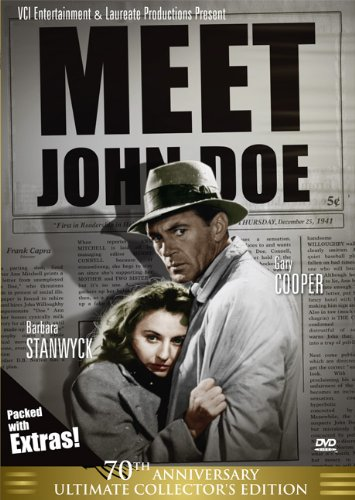 meet john doe movie online John doe , john roe or richard roe (for men), jane doe or jane roe ( for women), and baby doe, janie doe or johnny doe (for children), or just  doe or roe are multiple-use names that have two distinct usages firstly, and especially in the united states, canada and ireland, they may refer to an.