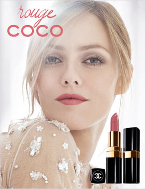CHANEL Rouge Coco Ad Mademoiselle