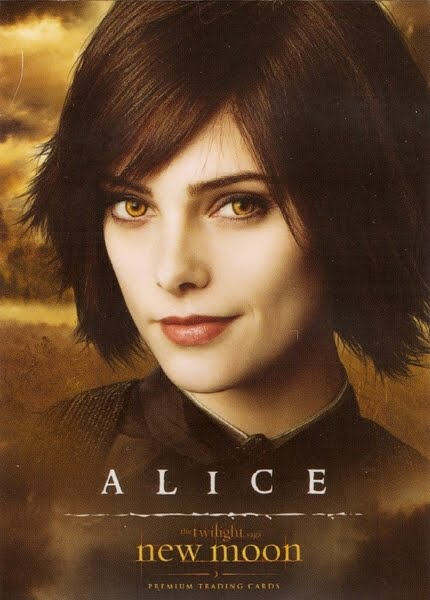 Alice trading Card 2