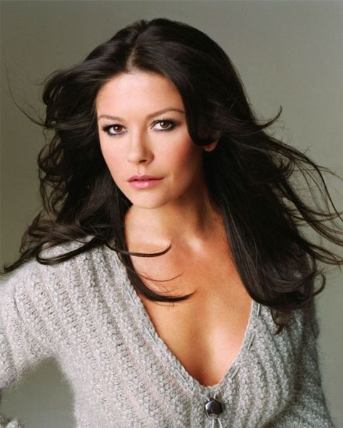 catherine zeta jones hairstyles