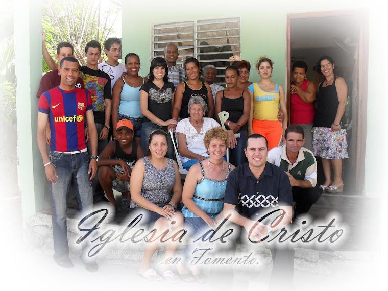 Iglesia de Cristo en Fomento Cuba