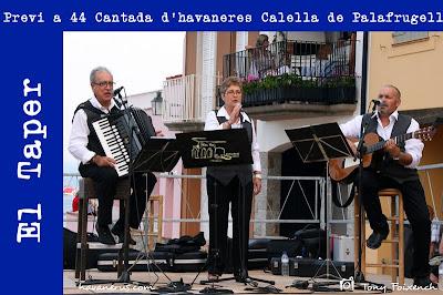 El Taper, Toni Martín, Paqui Serna, Joan Cortés