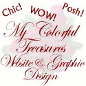 Colorful Treasures Web Design