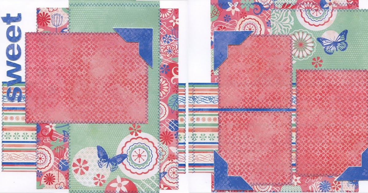 Scrapbooking For Others Premade Scrapbook Pages For Sale