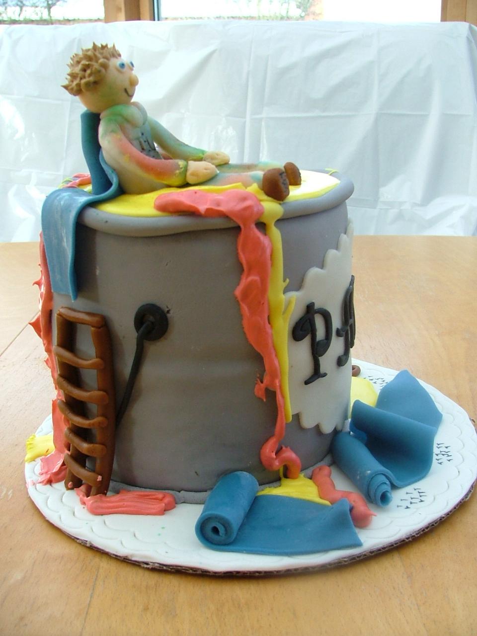 Det var s lidt painter for Cake craft beavercreek ohio