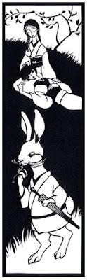 Alice White rabbit Mochime