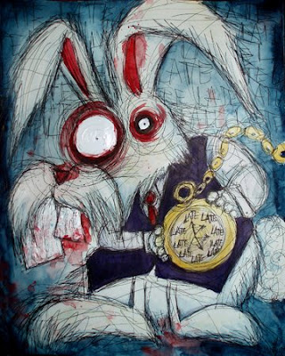 Alice White rabbit Natty