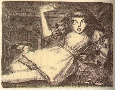 Alice in Wonderland, Carol Tarrant