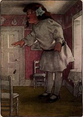 Alice in Wonderland, Bessie Pease Gutmann