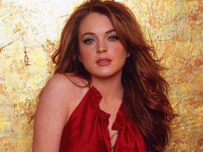Lindsay Lohan no 1