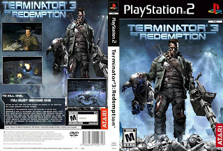 Shadows In The Darkness Terminator 3 The Redemption Ps2