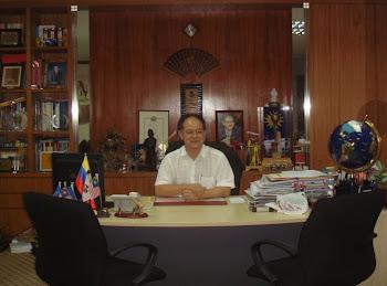 马华旺沙玛珠区会主席拿督姚长禄