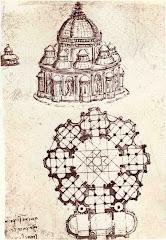 LEONARDO DA VINCI arquitectura