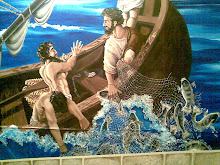 """I will make you fishers of men..."""