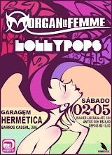 Lollypops & Morgan Le Femme