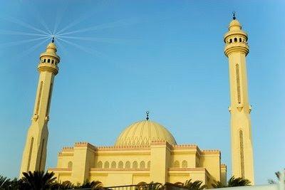 08 FOTO: Masjid masjid Unik di Dunia
