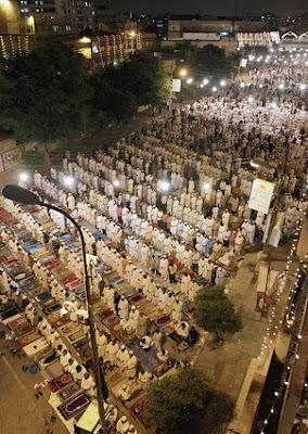 Lebaran di Pakistan