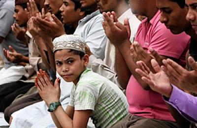 Lebaran di Bangladesh