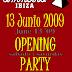 Aperturas Discotecas de Ibiza 2009
