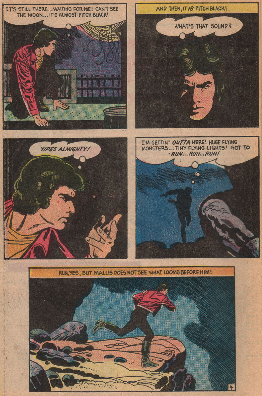 Read online Scary Tales comic -  Issue #17 - 8