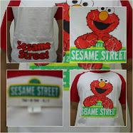SESAME STREET ELMO (SOLD)