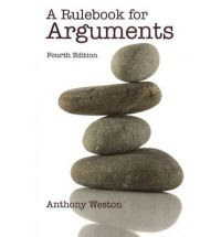 A Rulebook for Arguments Weston