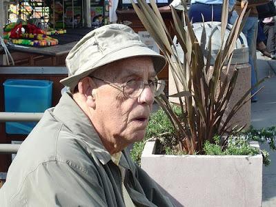 LSAT Blog Reading Comprehension Old Guy