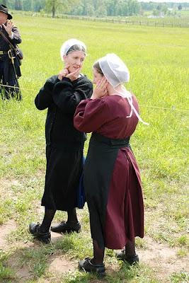 LSAT Blog Amish Women