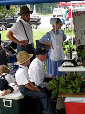LSAT Blog Amish Farmer's Market