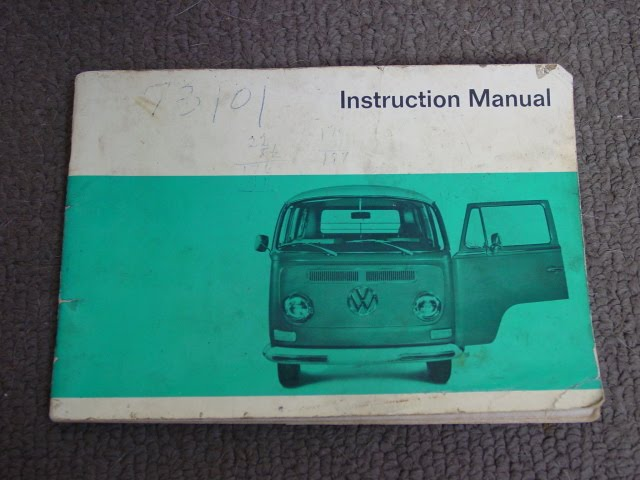 Vintage Hide Fuse Box And Vw Bus