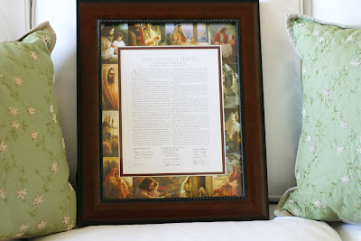 Super Saturday Craft Ideas | The Living Christ Picture Frame