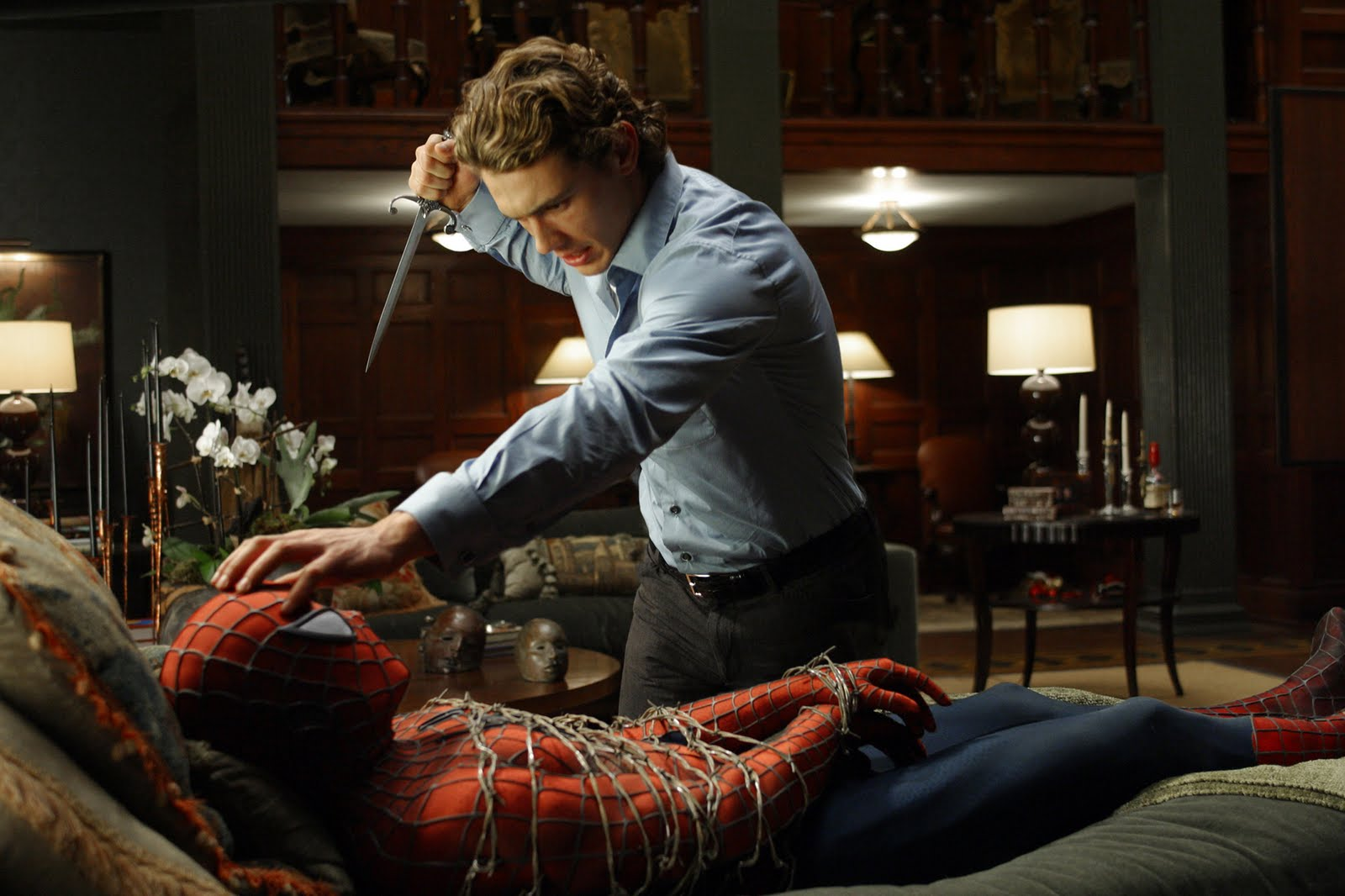 Spiderman Andrew Garfi...