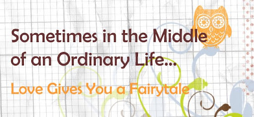 Sometimes In the Middle of an Ordinary Life...