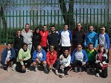 """Amigos """"runners"""" BLOGUEROS 2010."""