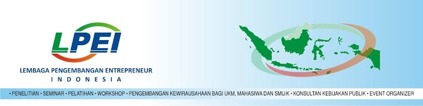 LEMBAGA PENGEMBANGAN ENTREPRENEUR INDONESIA