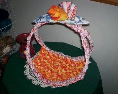 Cats Rockin Crochet Fibre Artist Rag crochet basket   FACEBOOK