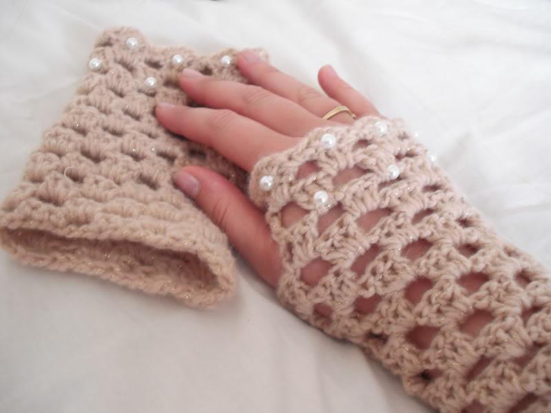 Crochet Fingerless Gloves Mittens Pattern PDF review | buy, shop