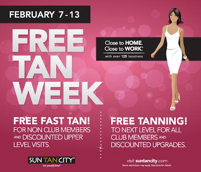 Sun tan city coupons
