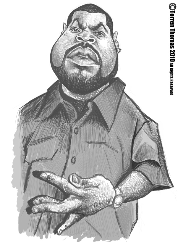 Torren278 : Ice Cube Sketch