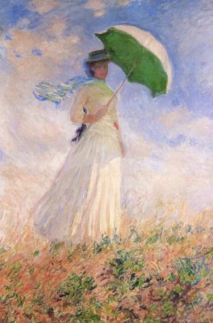 Una donna di Monet