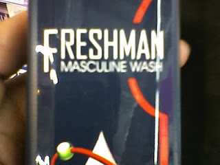 freshman masculine wash and peni fresh soap The fragrance is masculine and gives the uplifting aura  this is a soap free formula and costs 660 rupees  this shower gel or body wash for men has this fresh .