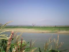 Daerah genangan Waduk kedungombo