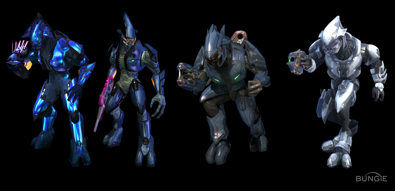 Halo Reach Elite S