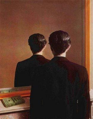 Infp infp porn page 60 for Magritte le faux miroir