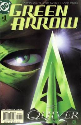 Green Arrow online y gratis