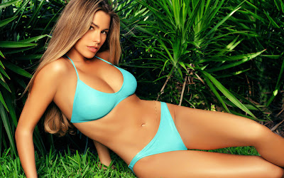 wallpaper cewek bikini image