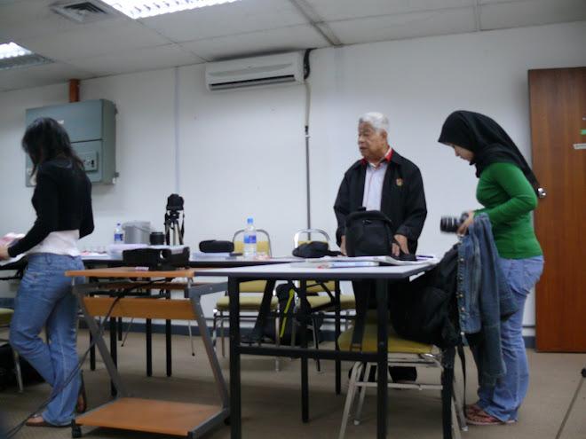 Peserta Kursus Januari 2009