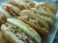 ساندوتشات خفيفه بالصور