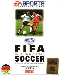 ثلاث اصدرات لعبة القدم الرائعة FiFA & & Fifa94.jpg