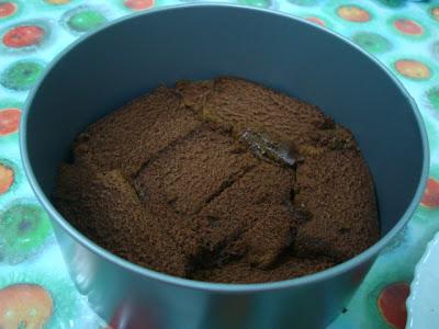 طريقة كيكة شوكولاتة سهلة بالصور